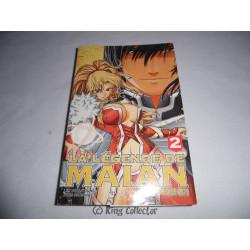Manga - La Légende de Maian - No 2 - Lim Dall-Young / Jung Soo-chul - Clair de Lune