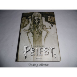 Manga - Priest - No 3 - Min-Woo Hyung - Tokebi