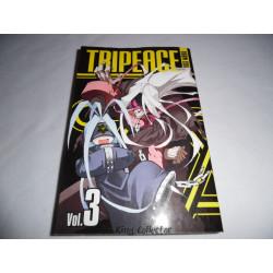 Manga - Tripeace - No 3 - Maro tomoyuki - Ki-oon