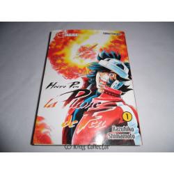Manga - La Plume de Feu - No 1 - Kazuhiko Shimamoto - Muteki