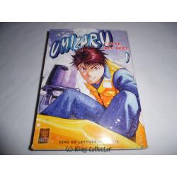 Manga - Umizaru, l'ange des mers - No 1 - Sato Shuho - Kabuto