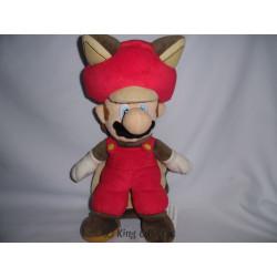 Peluche - Super Mario - Mario Ecureuil Volant - 36 cm - Together