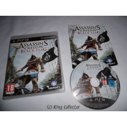 Jeu Playstation 3 - Assassin's Creed IV : Black Flag - PS3