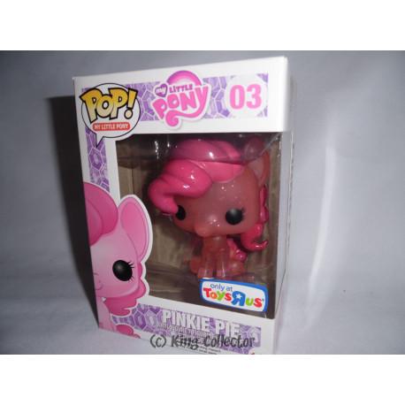 Figurine - Pop! My Little Pony - Pimkie Pie Glitter - Vinyl - Funko