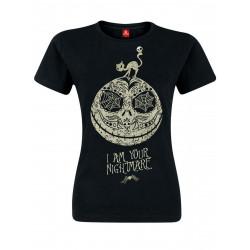 T-Shirt - L'Etrange Noël de Mr Jack - I Am Your Nightmare - Napo