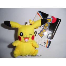 Porte-Clé / Peluche - Pokémon - Pikachu - 8 cm - Tomy