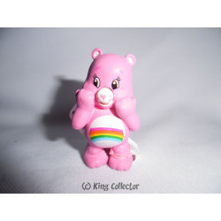 Figurine - Bisounours - Grosfarceur / Cheer Bear - Comansi