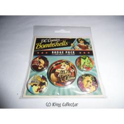 Badge - DC Comics - Bombshells - Pyramid International
