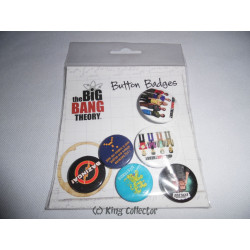Badge - The Big Bang Theory - Icons - GB Eye