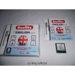 Jeu DS - Berlitz My English Coach