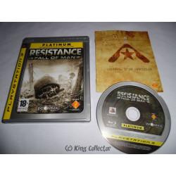 Jeu Playstation 3 - Resistance : Fall of Man (Platinum) - PS3