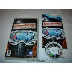 Jeu PSP - Shaun White Snowboarding