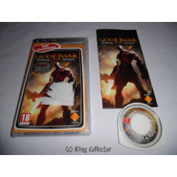 Jeu PSP - God of War : Ghost of Sparta (Essentials)