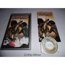 Jeu PSP - Prince of Persia Rival Swords (Platinum)