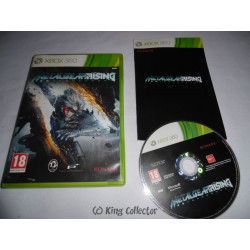 Jeu Xbox 360 - Metal Gear Rising : Revengeance