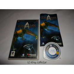 Jeu PSP - Star Trek Tactical Assault