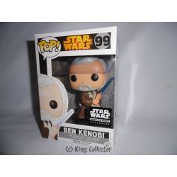 Figurine - Pop! Movies - Star Wars - Ben Kenobi - Vinyl - Funko