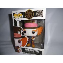 Figurine - Pop! Disney - Alice de l'Autre Côté du Mirroir - Mad Hatter (Orb) - Vinyl - Funko