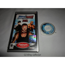 Jeu PSP - WWE SmackDown vs RAW 2008 (Platinum)