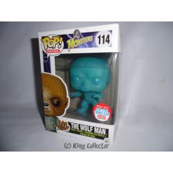 Figurine - Pop! Movies - Monsters - Wolfman GITD - Funko