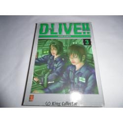 Manga - D-Live - No 3 - Ryouji Minagawa - Kabuto