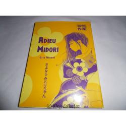 Manga - Adieu Midori - No 1 - Q-ta Minami- Casterman