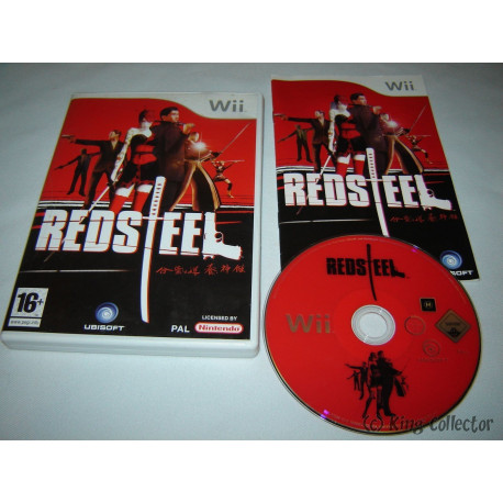 Jeu Wii - Red Steel