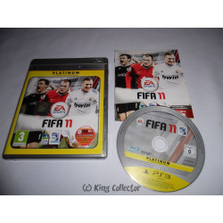 Jeu Playstation 3 - FIFA 11 (Platinum) - PS3