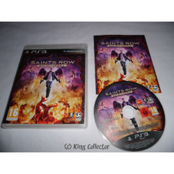 Jeu Playstation 3 - Saints Row : Gat out of Hell - PS3