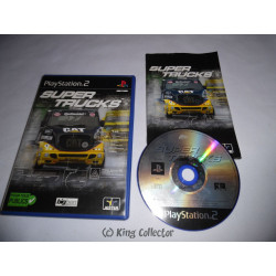 Jeu Playstation 2 - Super Trucks - PS2