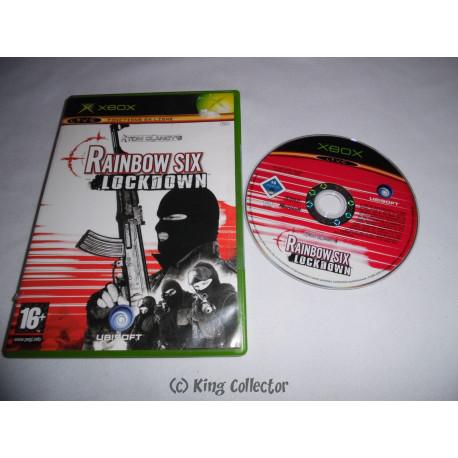 Jeu Xbox - Tom Clancy's Rainbow Six : Lockdown