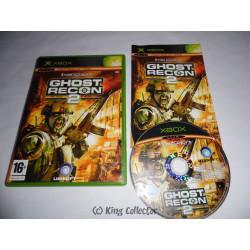 Jeu Xbox - Tom Clancy's Ghost Recon 2