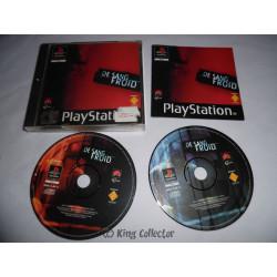 Jeu Playstation - De Sang Froid - PS1