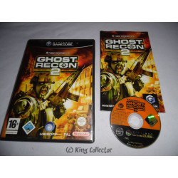 Jeu Game Cube - Tom Clancy's Ghost Recon 2 - GC