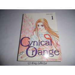 Manga - Cynical Orange - No 1 - Ji-Un Yun - Drakosia