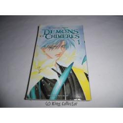Manga - Démons et Chimères - No 1 - Natsuki Takaya - Delcourt