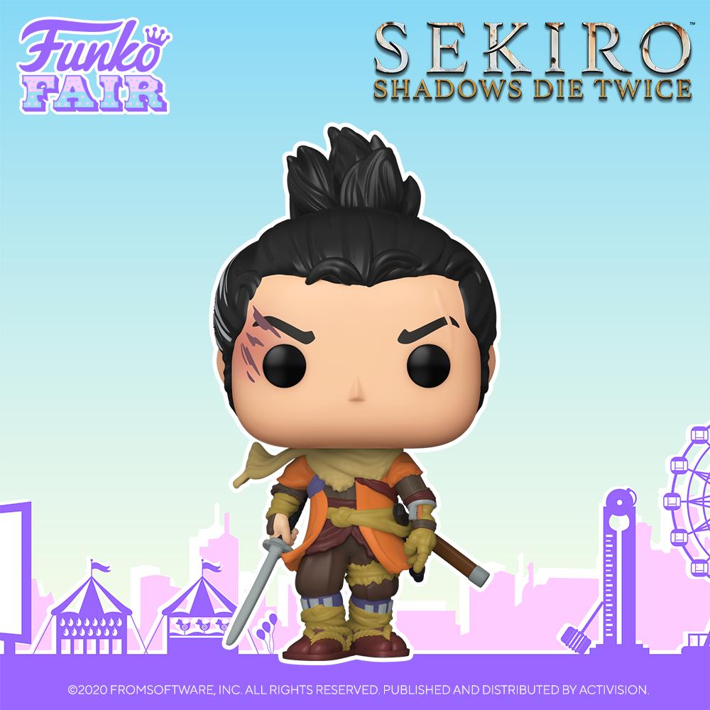 Funko Fair 2021 - POP Sekiro