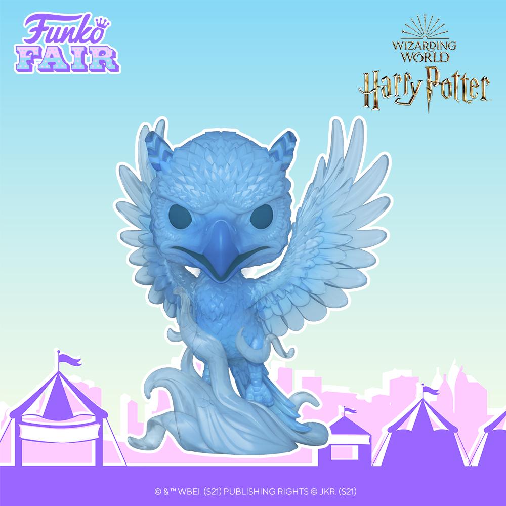 Funko Fair 2021 POP Harry Potter Patronus