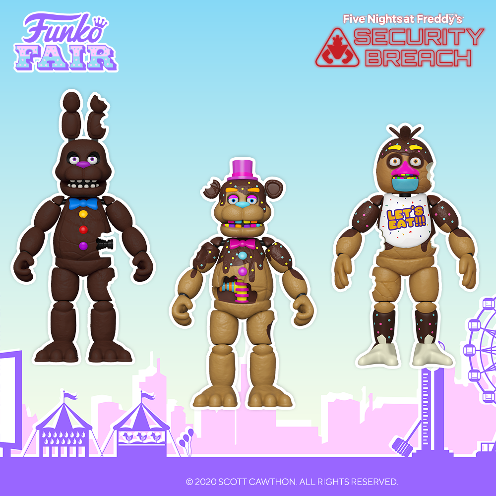 Funko Fair 2021 - FNAF Figure