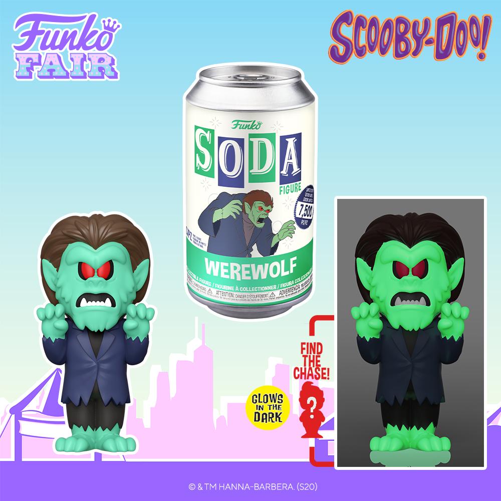 Funko Fair 2021 SODA Scoubidou