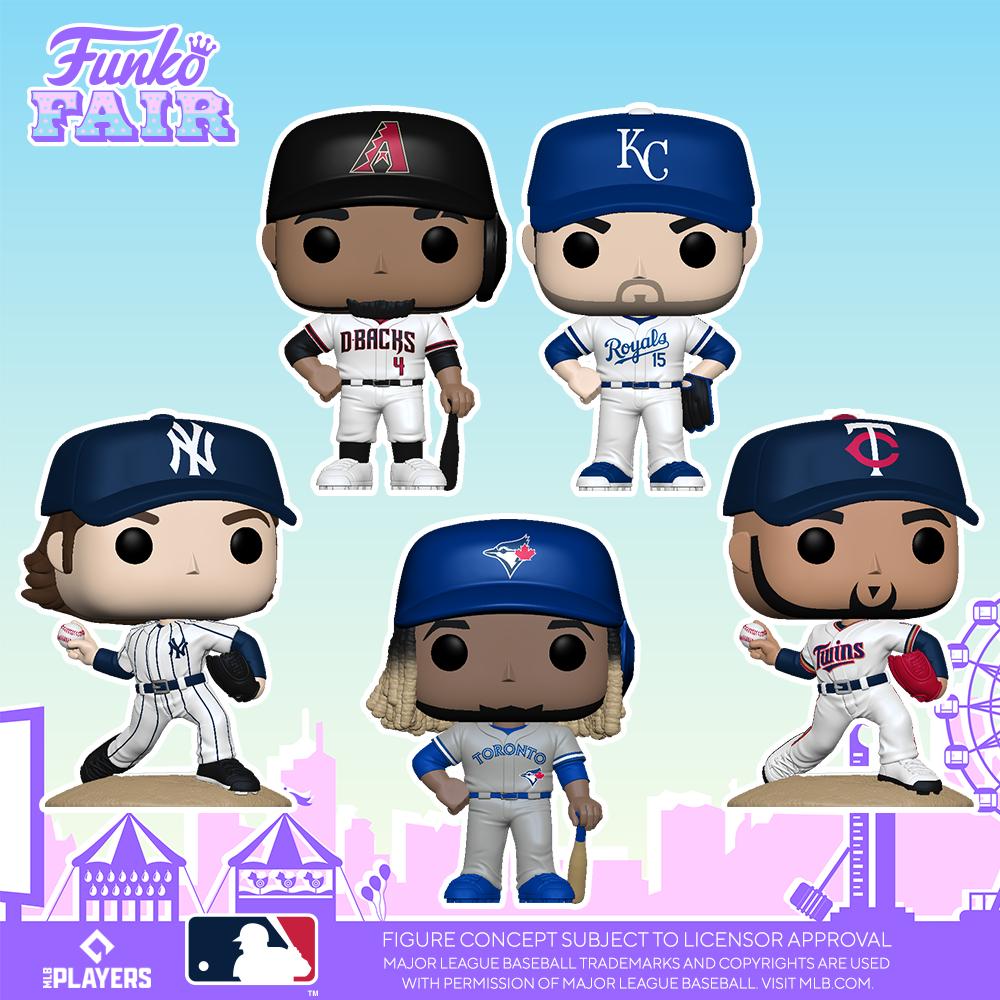 Funko Fair 2021 - POP Baseball 1