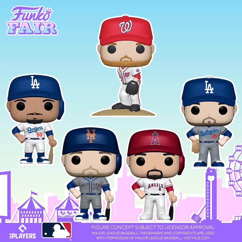Funko Fair 2021 - POP Baseball 2