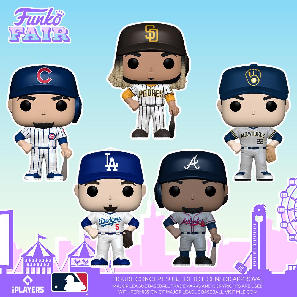 Funko Fair 2021 - POP Baseball 3
