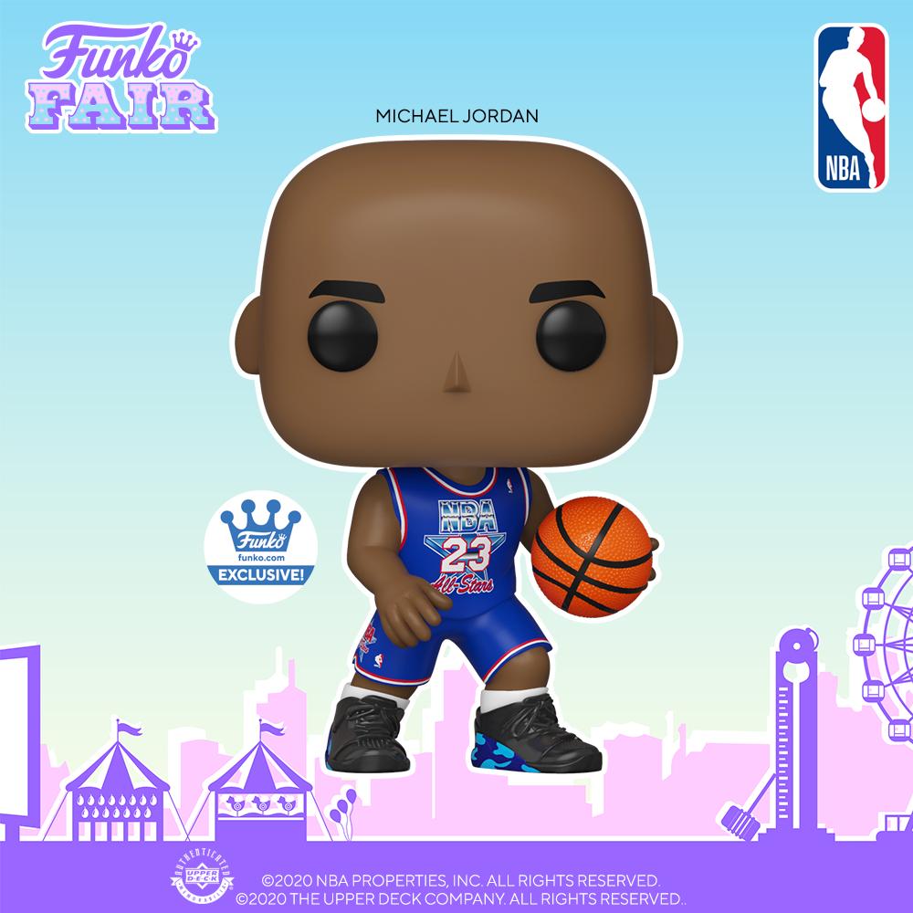 Funko Fair 2021 - POP Basket-ball 3