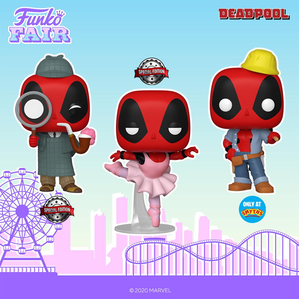 Funko Fair 2021 - POP Deadpool 2
