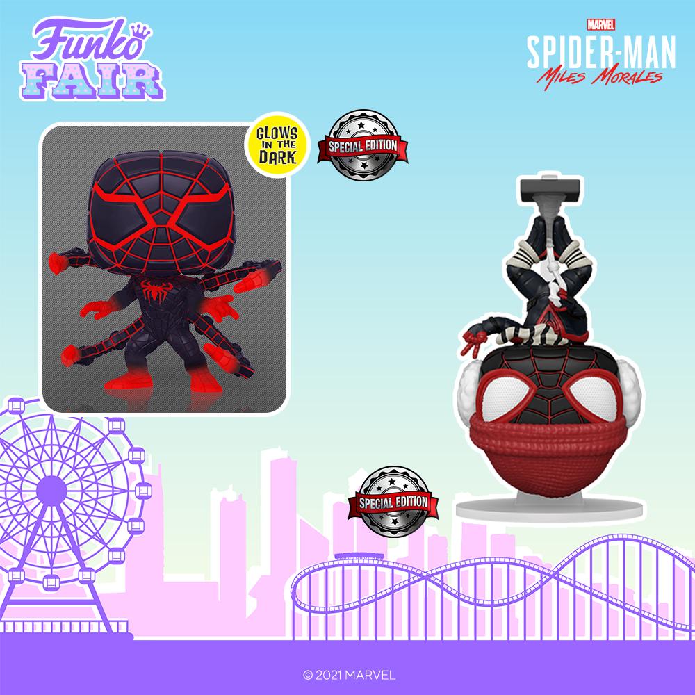 Funko Fair 2021 - POP Spider-Man 3