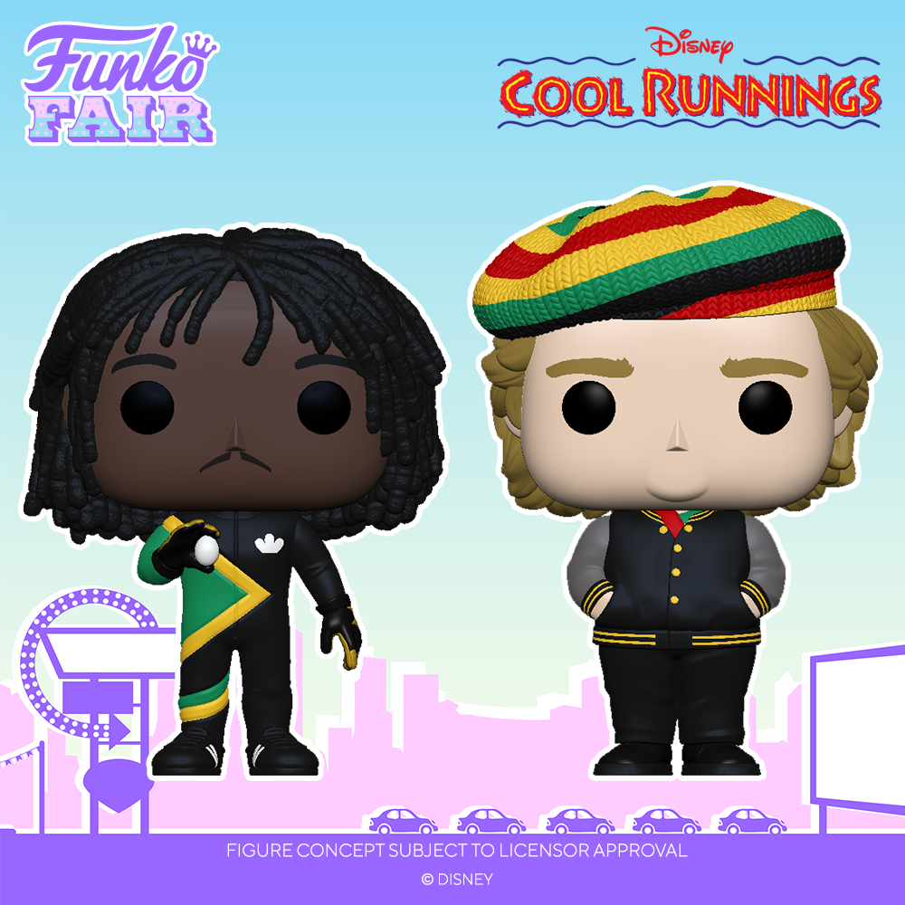 Funko Fair 2021 - POP Rasta Rockett