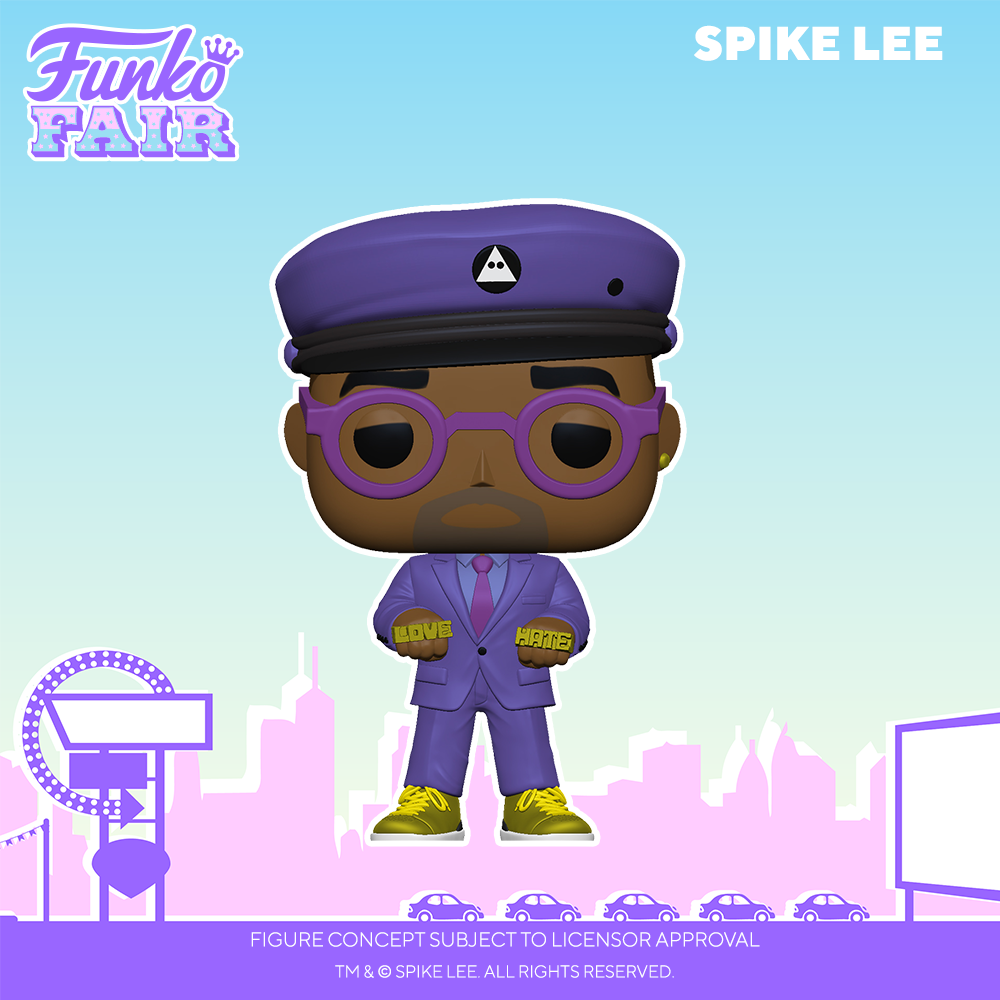 Funko Fair 2021 - POP Spike Lee