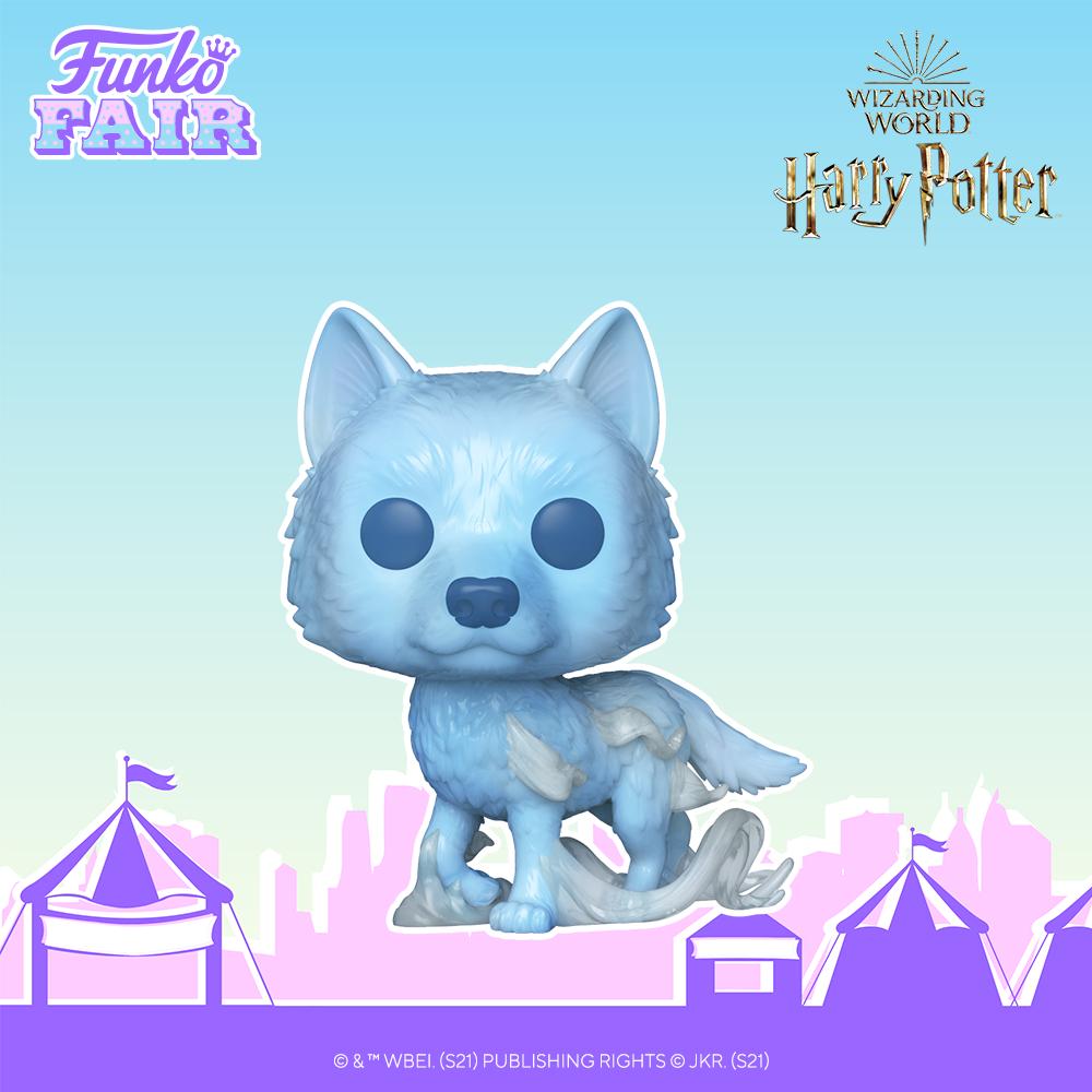Funko Fair 2021 - POP Patronus Remus Lupin