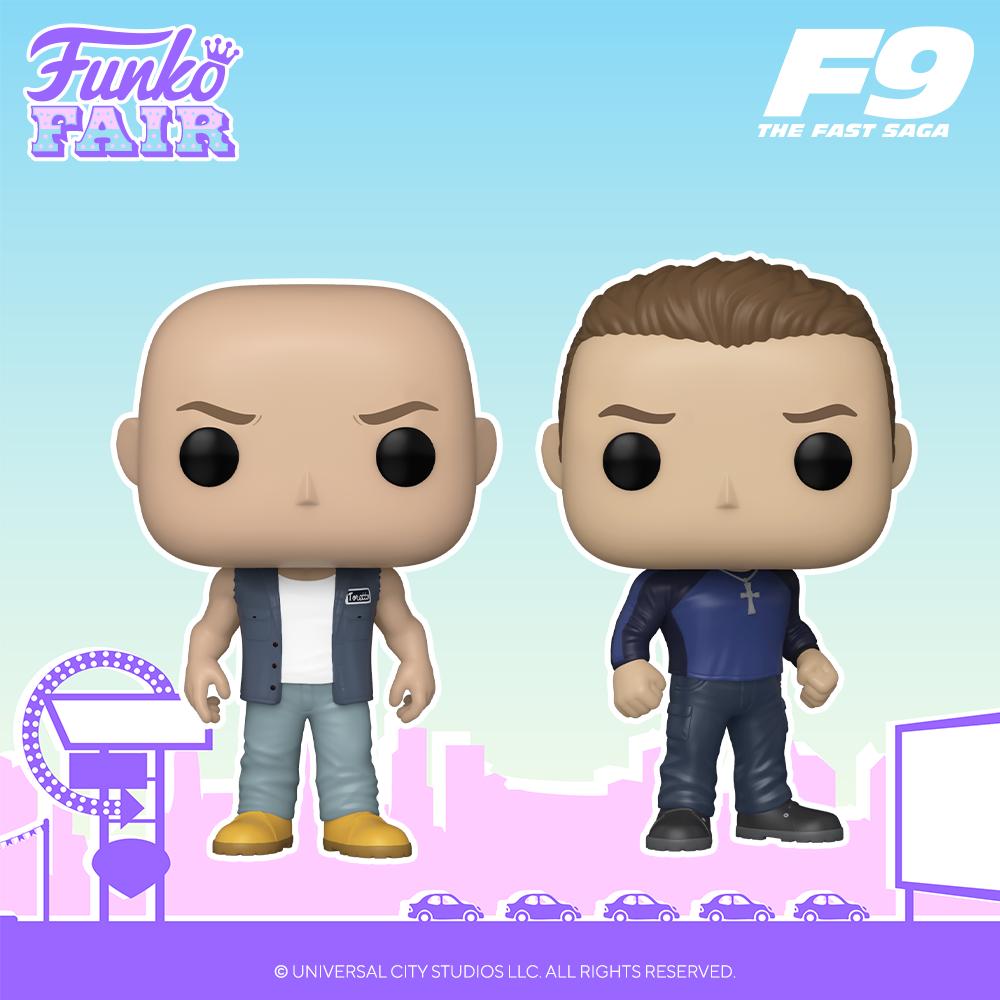 Funko Fair 2021 - POP Fast & Furious